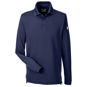 Under Armour Men's Performance Long Sleeve Polo