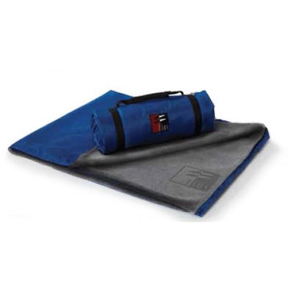 Tek Explorer Picnic Blanket Red Oak Branded Solutions