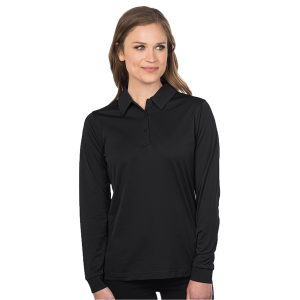 Lady Stalwart Women's Long Sleeve Snag-Resistant Polo