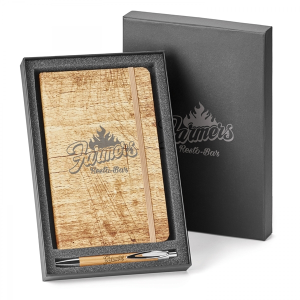 2-Piece Journal & Ballpoint Gift Set